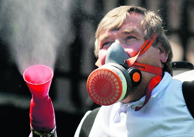 Mieszkańcy regionu walczą z plagą także na własną rękę