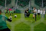 Wrocław: Dzień otwarty stadionu na Pilczycach (ZDJĘCIA, FILMY)