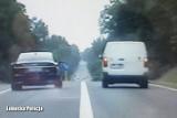 Mieszkaniec Żar uciekał przed policją i popełnił kilkadziesiąt wykroczeń. Siedzący za kółkiem 20-latek miejscami jechał nawet 250 km/h!