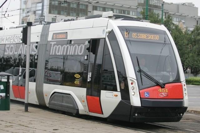 Olsztyn kupi tramwaje Tramino z Bolechowa za ponad 120 mln złotych