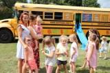 Happy Bus w Jarantowie. Tak bawią się najmłodsi z fundacją Happy Kids. ZDJĘCIA