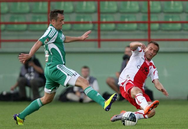 Legia już wygrała w tym sezonie w Bełchatowie z ŁKS-em