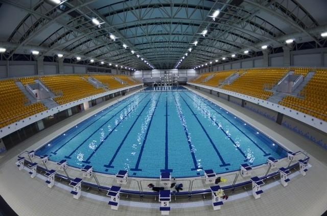 Na basenach Term Maltańskich częściej będą odbywały się wydarzenia sportowe.