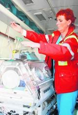 Śmigłowiec zamiast karetki dla noworodków
