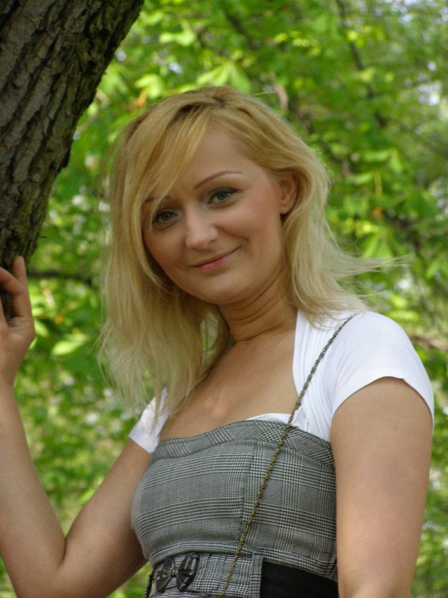 Agnieszka Raszewska, florystka