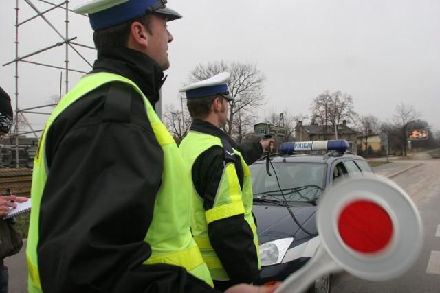 Zatrzymano 45 pijanych kierowców
