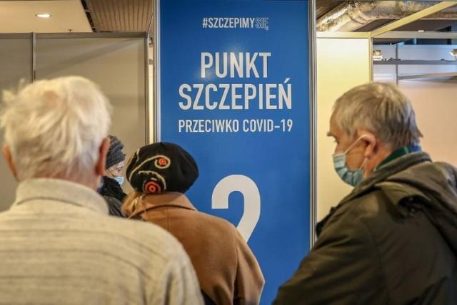 Procent zaszczepionych mieszkańców w miastach i gminach powiatu inowrocławskiego. Zobacz, gdzie zaszczepiło się najwięcej mieszkańców >>>>>