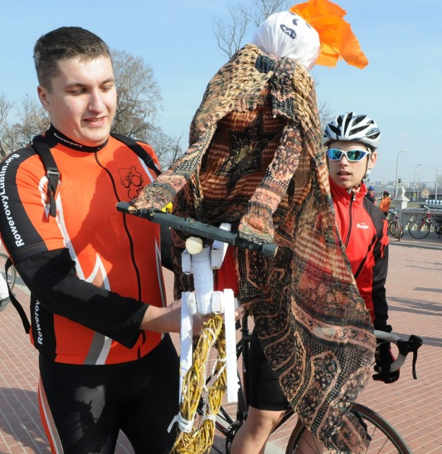 Lubelscy rowerzyści rozpoczęli sezon
