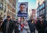 W Gdańsku protestowali przeciwko upartyjnieniu sądów [ZDJĘCIA]