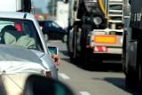 Jak długi jest korek na autostradzie? Zobacz!