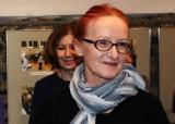 Małgorzata Kossakowska w sądeckiej Galerii CIT