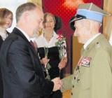 Poznań: Medal od prezydenta RP dla zdobywcy Berlina