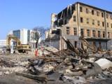 Poznań: Wyburzenia na Wolnych Torach [ZDJĘCIA]