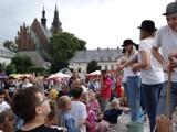 Festiwal baniek mydlanych w Olkuszu. Atrakcję przygotował Zespół Teatralny Glutaminian Sodu. Zobaczcie ZDJĘCIA