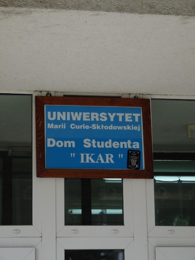 Ranking na najlepszy akademik w Lublinie: DS Ikar, UMCS