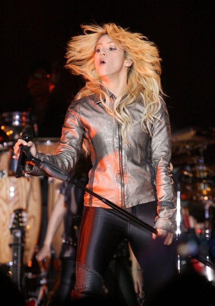Shakira w Atlas Arenie.