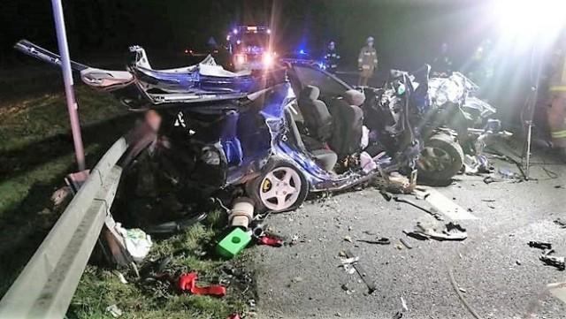 W 2020 roku na drogach Opolszczyzny doszło do prawie 500 wypadków.
