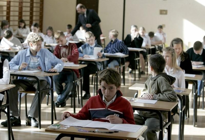 Szóstoklasiści napiszą dzisiaj test.