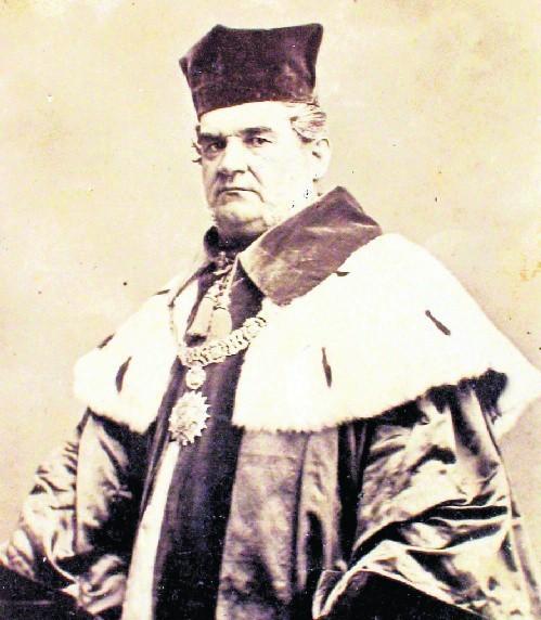 Józef Dietl podniósł rangę Krakowa