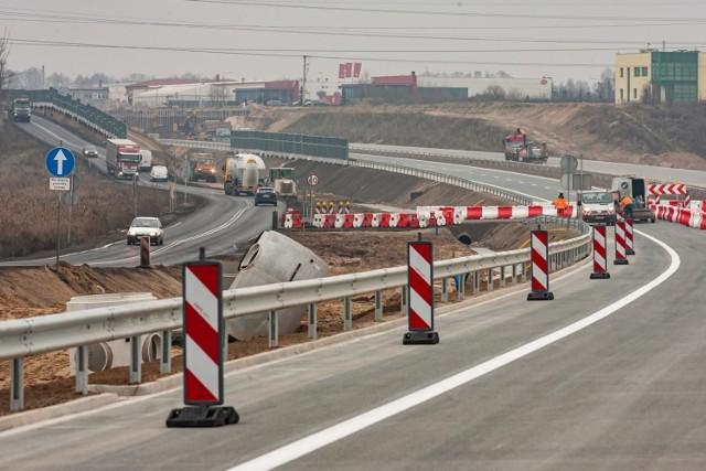 Odcinek drogi ekspresowej S5 BydgoszczOpławiec-Bydgoszcz Błonie