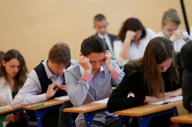 Gimnazjaliści skończyli w czwartek pisać testy