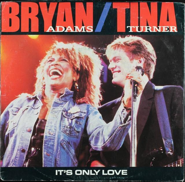 """Karierę Adamsa popchnął duet z Tiną Turner w przeboju """"It's Only Love"""""""