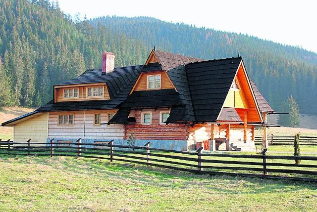 Siwa Polana, położona u wylotu Chochołowskiej, niedługo zamieni się w legalną wioskę