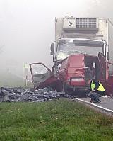 Wypadek busa: uczczą pamięć ofiar