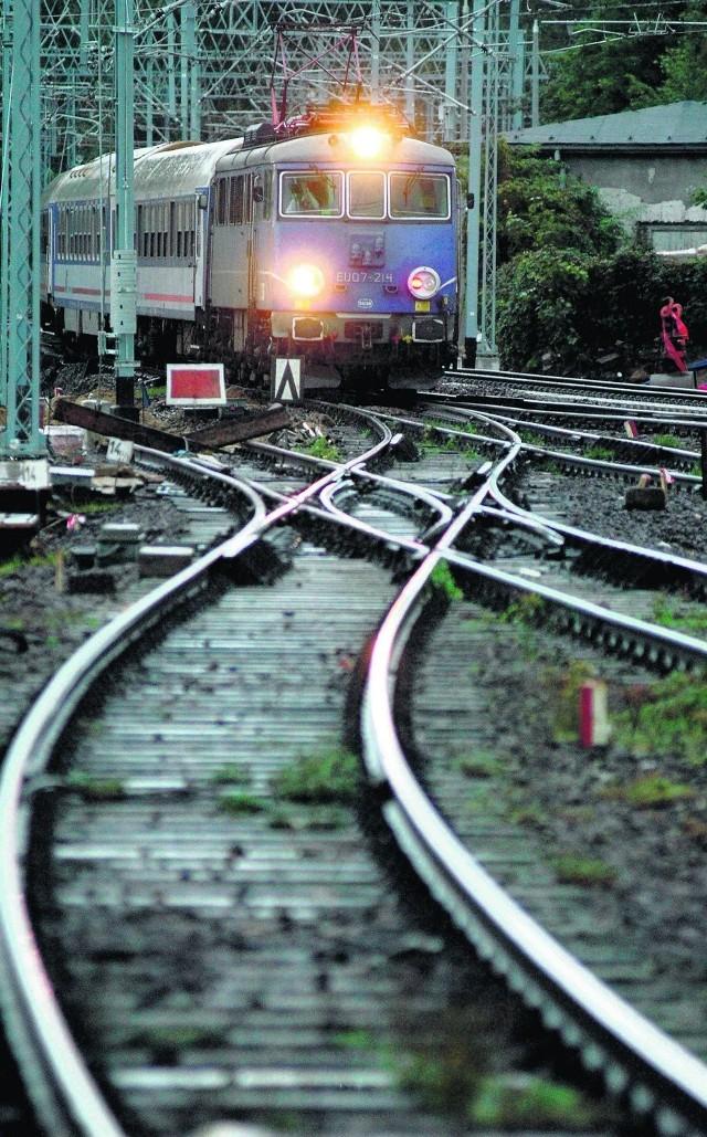Pociąg Heweliusz nie będzie kursował do Warszawy