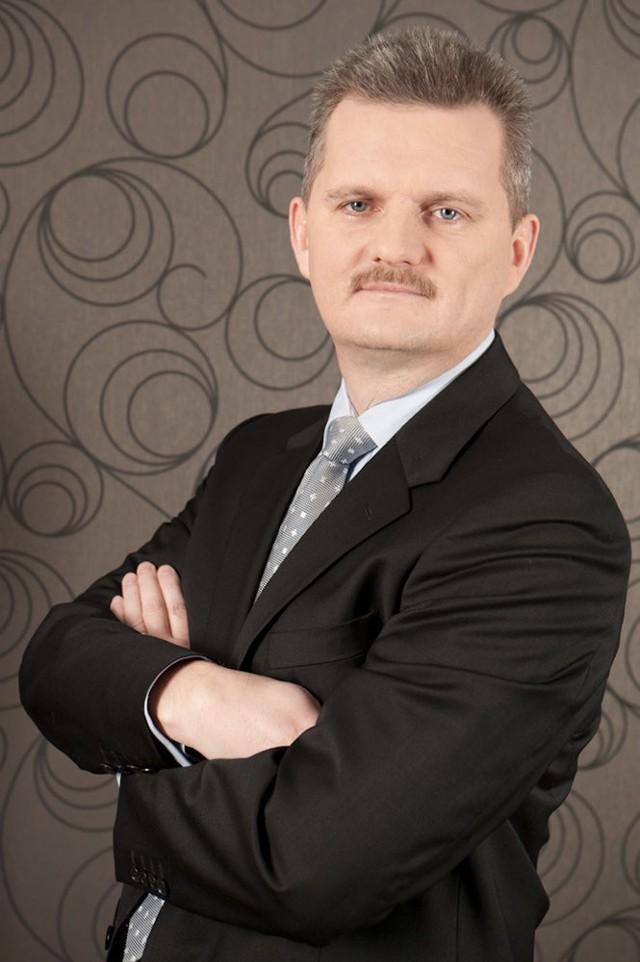 Piotr Gębala, prezes zarządu Krajowego Funduszu Kapitałowego