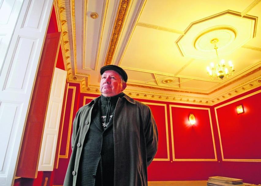 Starogard Gdański: Śledztwo z pałacem w tle