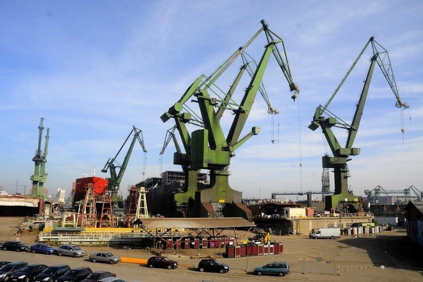 Stocznia Gdańsk nie zarabia na budowie statków i ma kłopoty finansowe