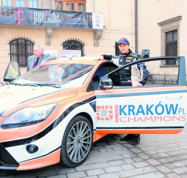 Tym autem Michał Kościuszko przyjedzie na miejskie imprezy