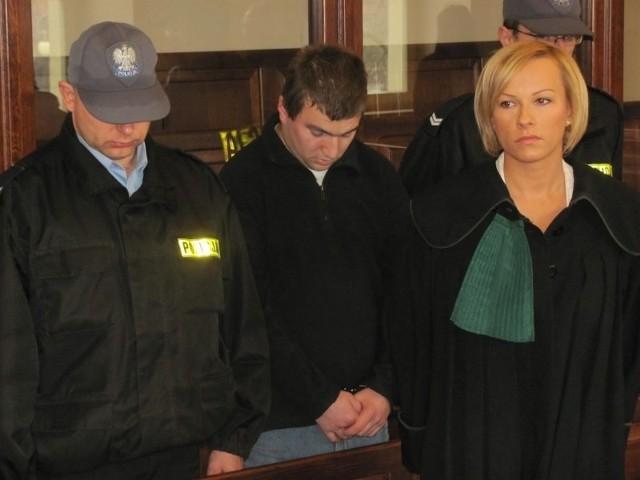 Piotr Mikołaczyk usłyszał wyrok dożywotniego więzienia.