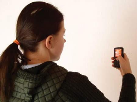 Teraz za twojego przewodnika po Cieszynie posłuży ci telefon komórkowy.