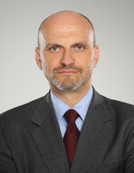 Wiceminister Radosław Stępień