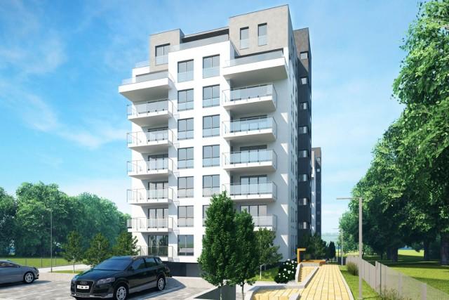 W dwóch budowanych segmentach znajdzie się 90 mieszkań