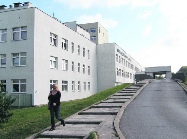 Jest szansa, że obok szpitala przy ul. Lwowskiej powstanie gmach, który pomieści ośrodek psychiatrii