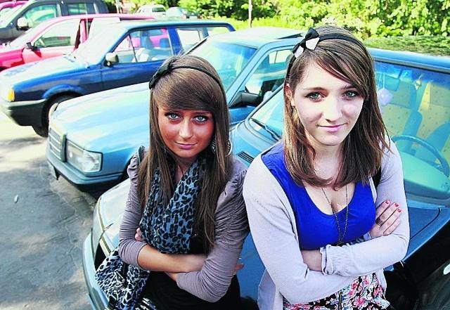 Paulina i Karolina uważają, że postój powinien być darmowy