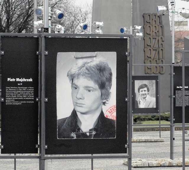 Piotr Majchrzak uznawany jest za ofiarę stanu wojennego