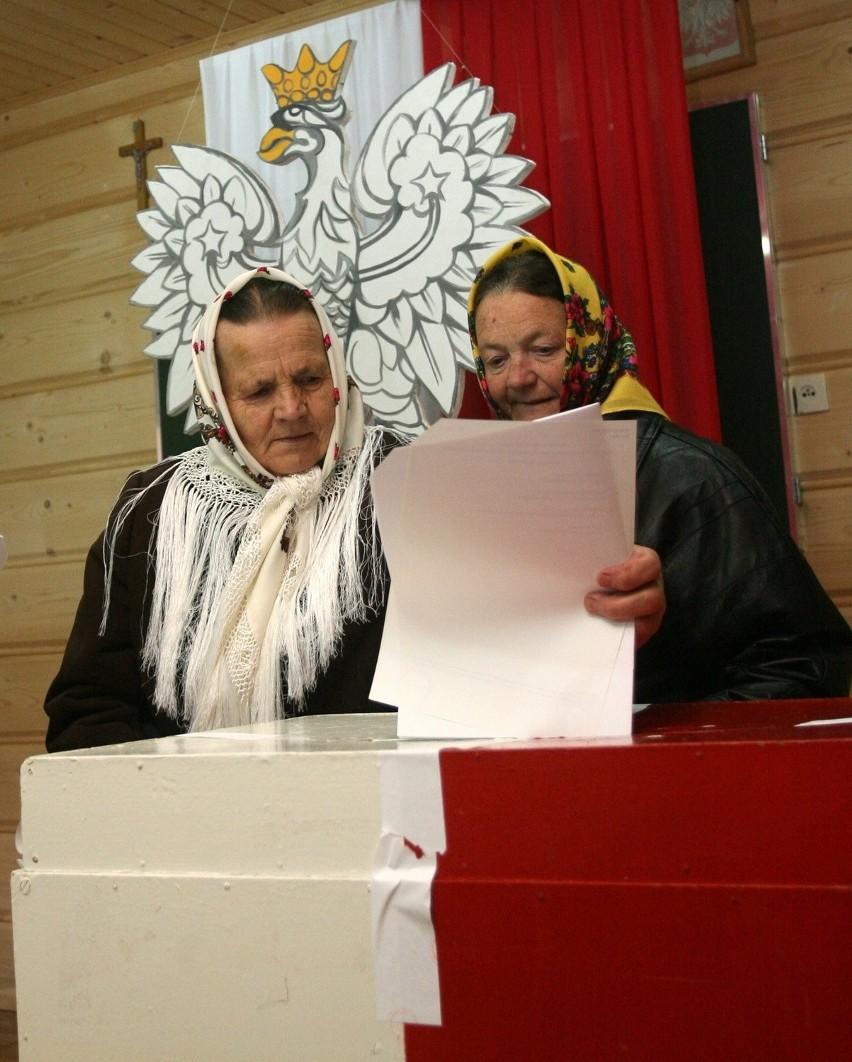 Wybory 2011. Wyniki w województwie zachodniopomorskim