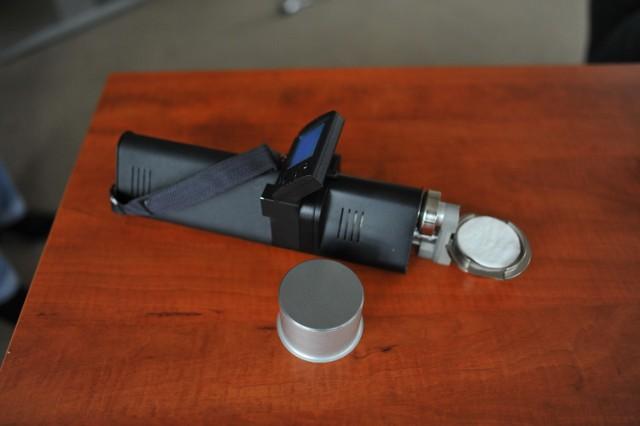 Tak wygląda MO-2M, którym przeprowadzaliśmy eksperyment w naszej redakcji, używali go także eksperci w Smoleńsku