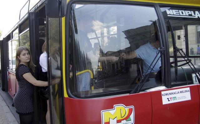 ZTM Lublin: Cztery trasy autobusów ułożą pasażerowie