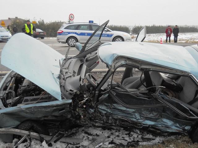 Śmiertelny wypadek w Kołaczach. Trzy osoby nie żyją