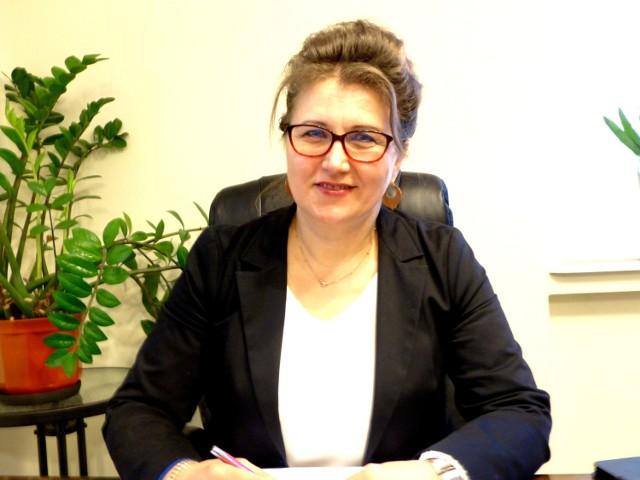 Renata Kaczmarkiewicz, Wójt Gminy Kluki