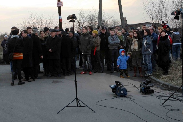 Mieszkańcy Lisińca domagają się dosłownego oczyszczenia atmosfery w ich dzielnicy