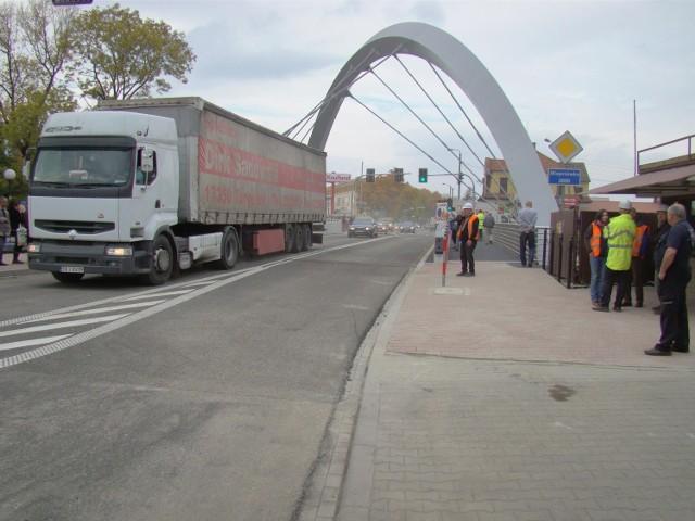 Nowy most na drodze krajowej nr 52 w Andrychowie już otwarty.