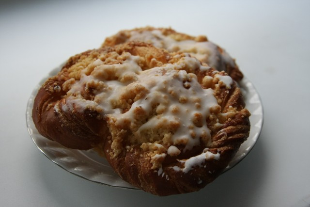 Szneka (drożdżówka)