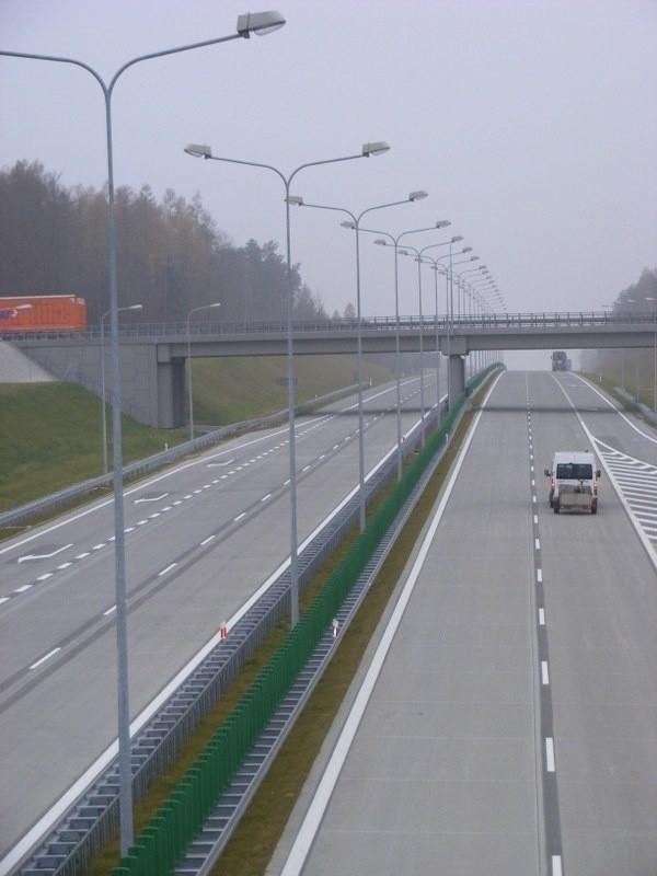 Na otwarciu przygranicznego odcinka autostrady A2 pojawić ma się były minister infrastruktury Cezary Grabarczyk.