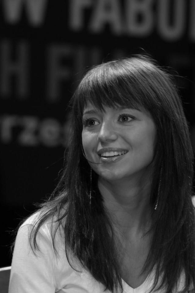 Pierwsza rocznica śmierci Anny Przybylskiej